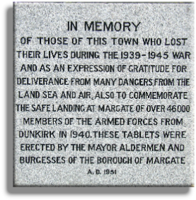 Margate War Memorial